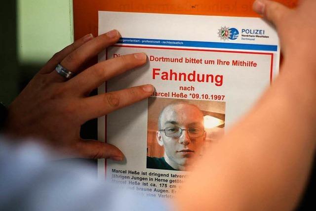 Polizei nimmt Marcel H. fest – Familie erleichtert