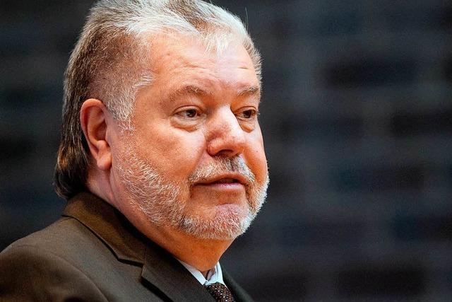 Kurt Beck soll sich um Terror-Opfer kümmern