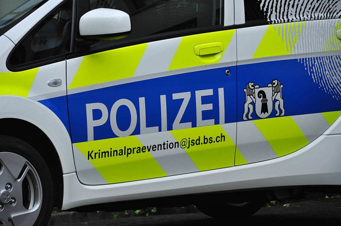 Schießerei in Basel: Die Polizei fahndet nach den Tätern (Symbolbild).    Foto: Daniel Gramespacher