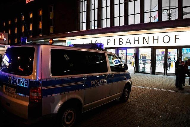 Axtangriff im Düsseldorfer Hauptbahnhof