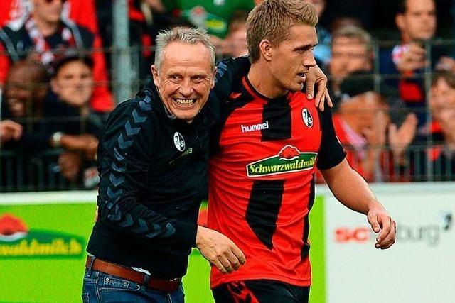 Christian Streich enttäuscht Fußball-Arier