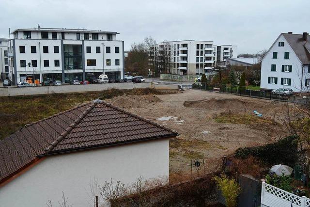 Anwohner sind verärgert über Bauprojekt