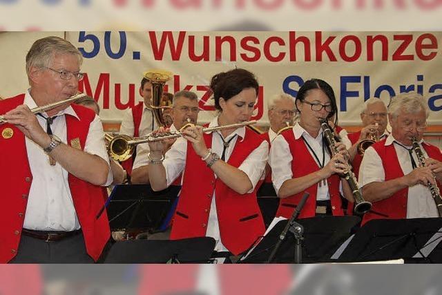 Musikzug St. Florian in Waldshut
