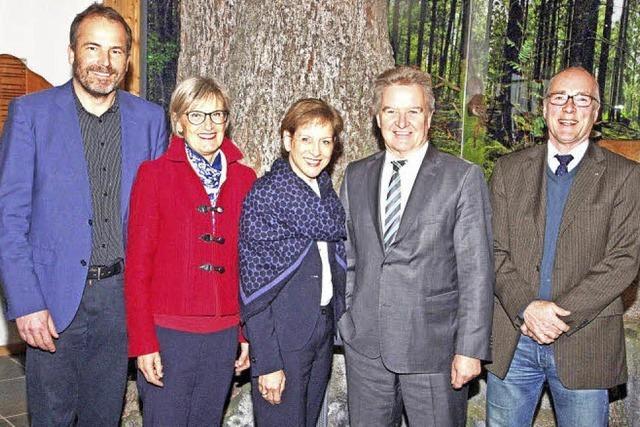 Minister unterstützt die Erweiterungswünsche