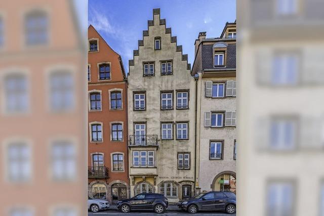 Stadt Straßburg versilbert Immobilien