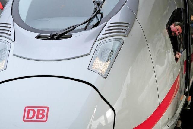 Schlichtung zwischen Lokführern und DB ist erfolgreich