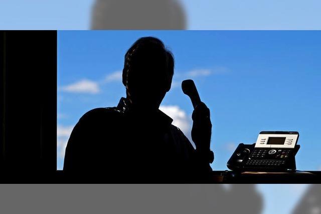 Land will Telefonabzockern das Handwerk legen