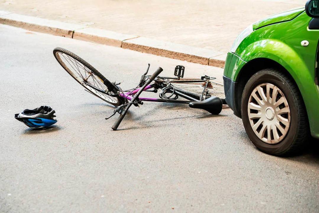 24093 Verkehrsunfälle hat das Polizeip...eipräsidiums Offenburg waren es 17838.  | Foto: Andrey Popov (Fotolia.com)