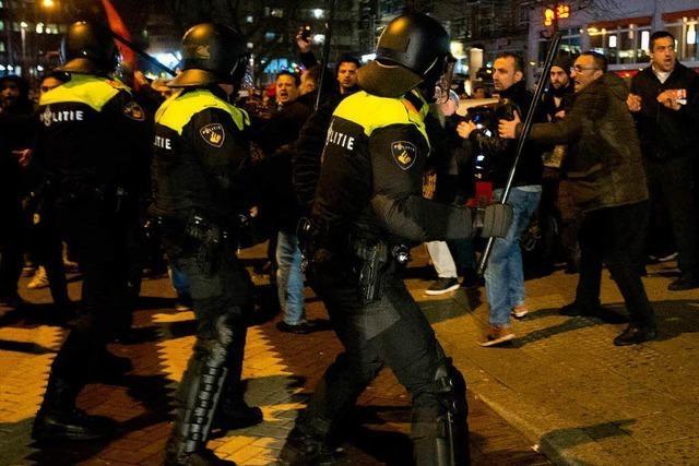 Streit zwischen Türkei und Niederlanden eskaliert