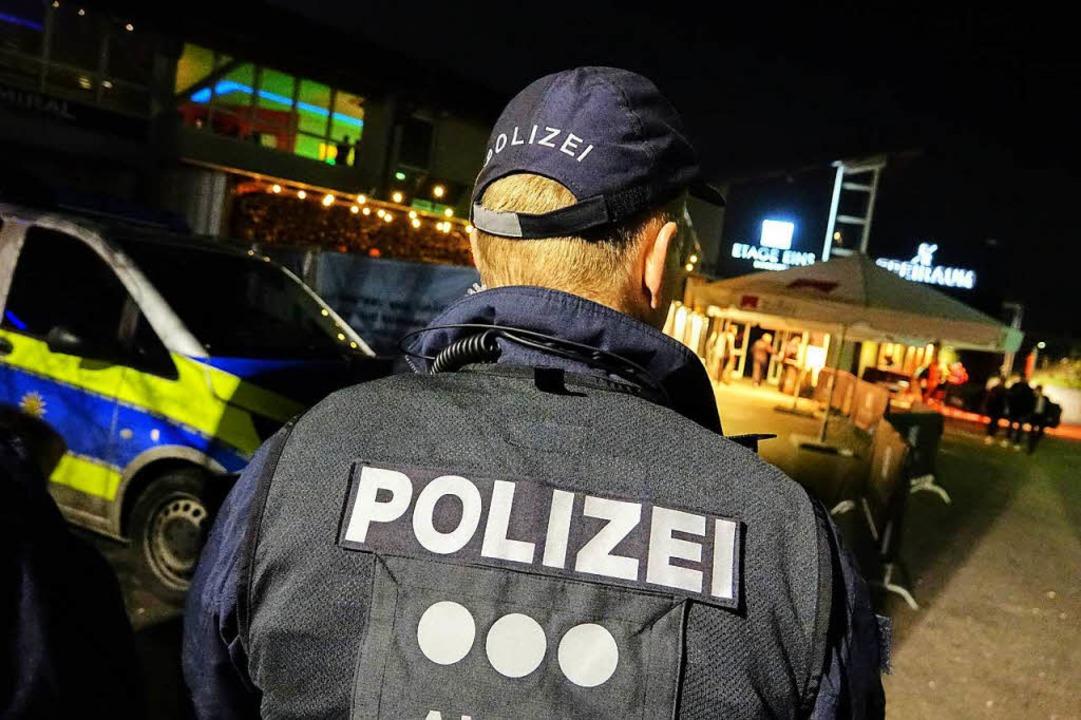 Alle fünf Offenburger Diskotheken, die...ahm die Polizei verstärkt ins Visier.   | Foto: Lukas Habura