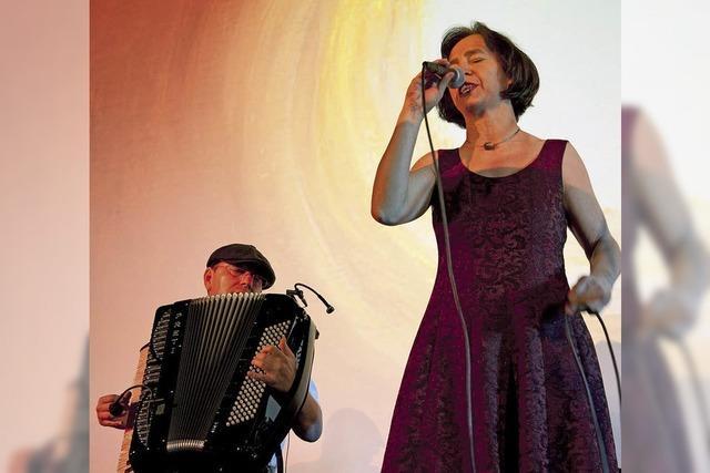 Vera Maier und Thomas Allgeier in Schluchsee
