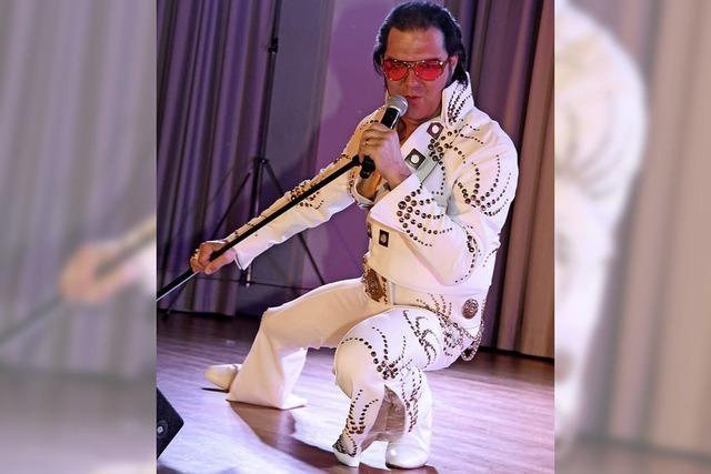 Der Mythos Elvis lebt