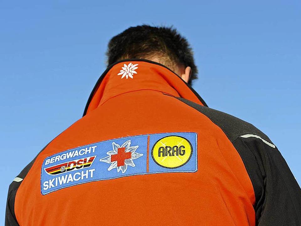 Einsatz für die Bergwacht    Foto: Ingo Schneider