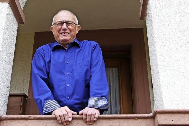 Erster Bürgermeister der Großgemeinde Friesenheim: Eugen Götz wurde 80 Jahre alt