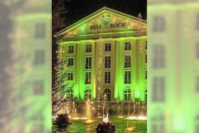 Bell Rock gibt sich grün
