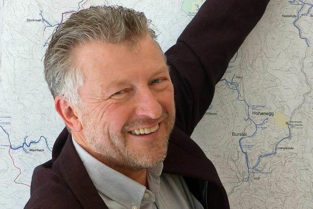 Kleines Wiesental: 89 Prozent stimmen für Gerd Schönbett