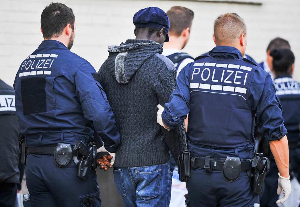 In Baden-Württemberg ist die Zahl der ...ingen im Jahr 2016 deutlich gestiegen.  | Foto: dpa