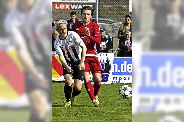 Deftige Ohrfeige für Freiburger FC