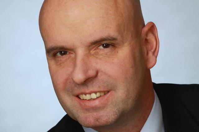 Stephan Schonefeld wird neuer Bürgermeister in Simonswald