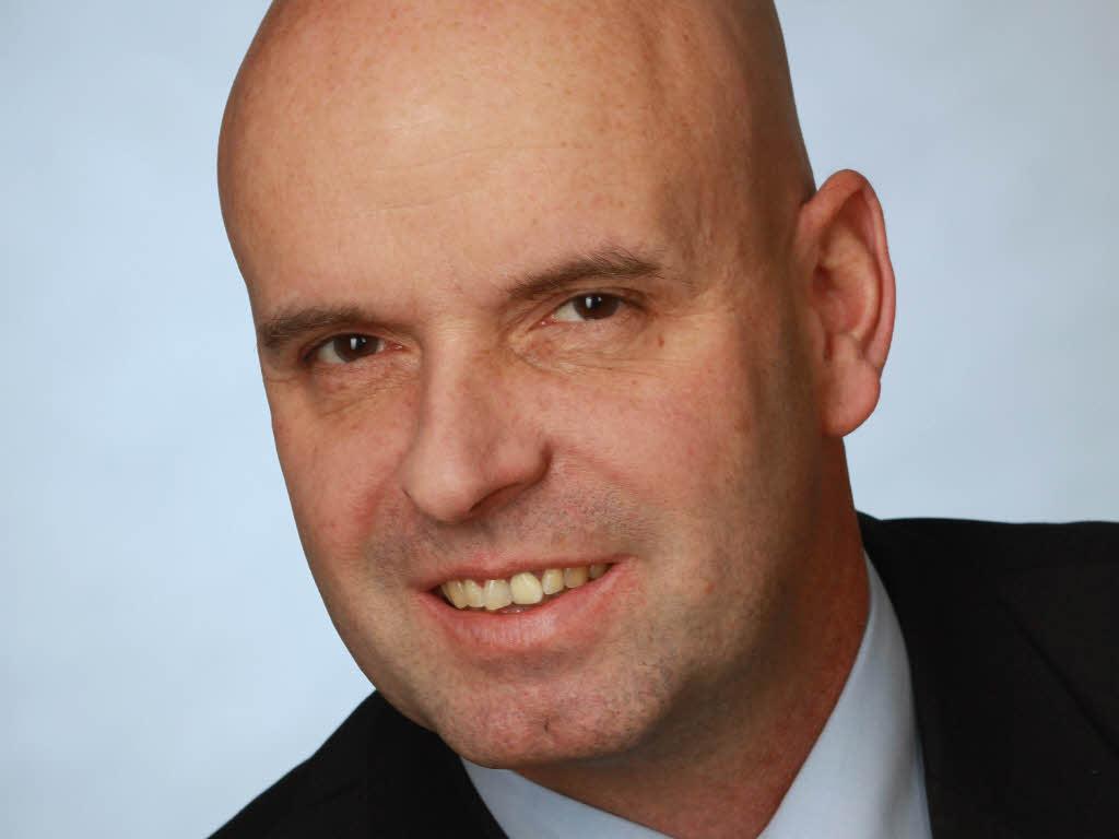 Stephan Schonefeld wird neuer Bürgermeister in Simonswald - Badische Zeitung