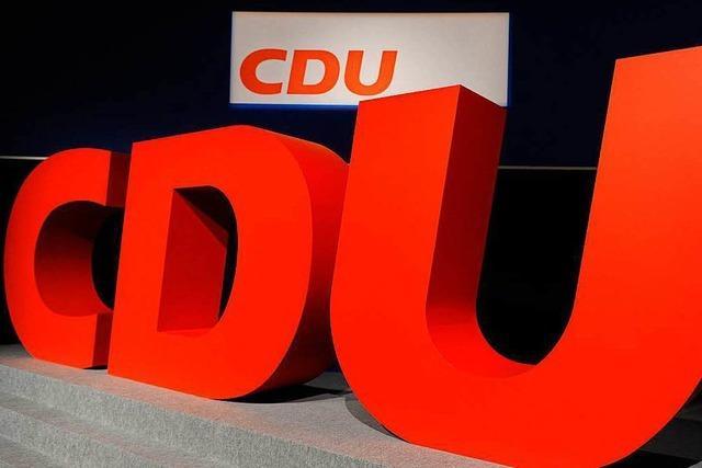 Südbadens CDU nennt den Gegner nicht beim Namen
