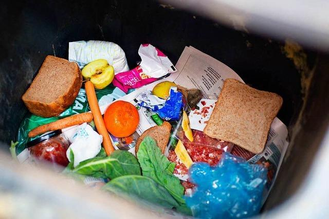 3,6 Millionen Tonnen Essen landen täglich auf dem Müll