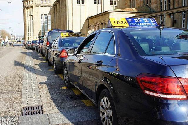 In der Schweiz wächst die Wut der Taxifahrer auf Uber