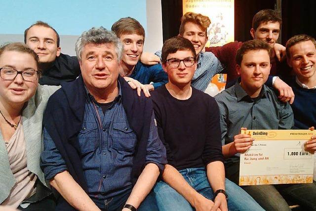 Elztäler Rat der Jugend holt den Jugendbildungspreis Baden-Württemberg