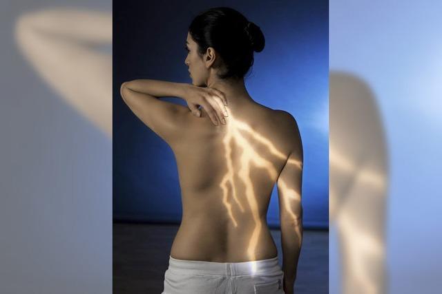 INFO: Balance halten – Rücken stärken