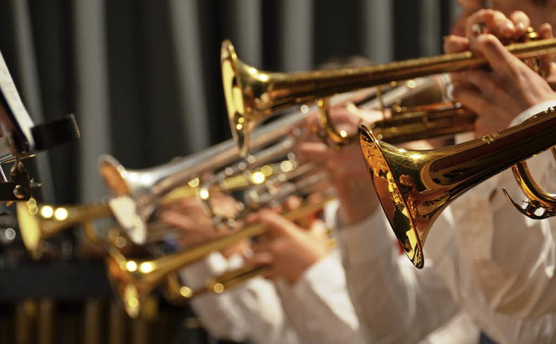 Blasmusik ist in St. Märgen ein Erfolgsmodell.   | Foto: Katrin Blum