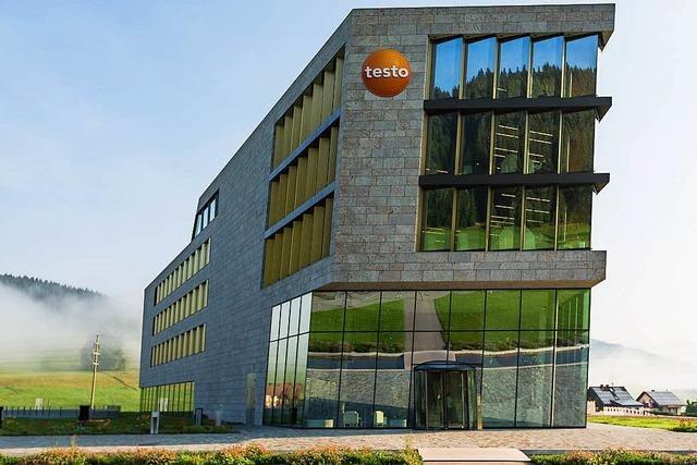 Umsatzrekord bei Messtechnikhersteller: Testo bleibt in Fahrt