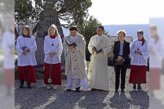 Binzgen feiert den heiligen Fridolin