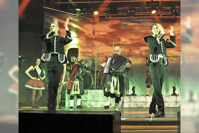 Der Geist Irlands und Schottlands