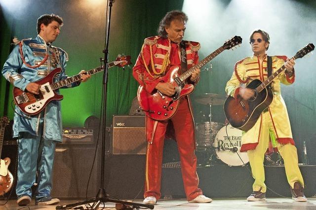 Beatles rocken mit 600 Gästen