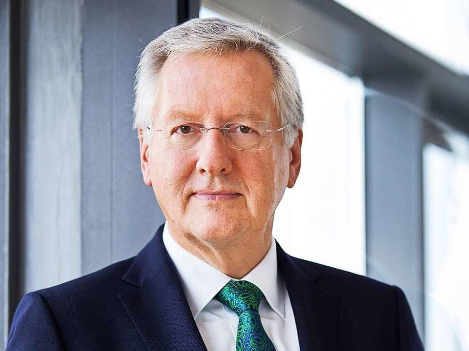 Hans-Jochen Schiewer, Rektor der Freib... gerät jetzt noch stärker unter Druck.  | Foto: Silvia Gehrke