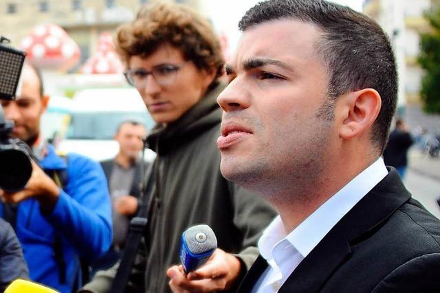 Le Pen kann in Hayange auf mehr als 50 Prozent hoffen