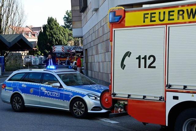 Bauarbeiten lösen Brandmelder aus: Offenburger Karstadt kurzzeitig geräumt