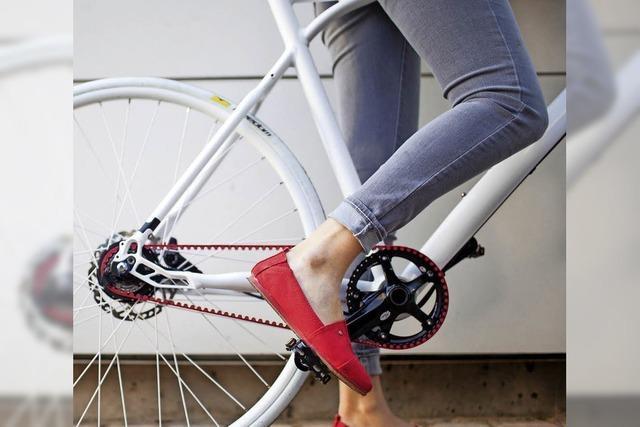 Kein Stillstand im Fahrradland