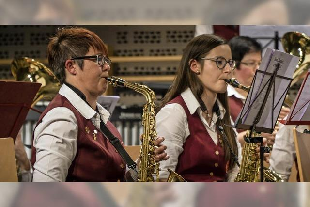 Jahreskonzert des Musikvereins Wettelbrunn am Samstag, 18.3., 20 Uhr