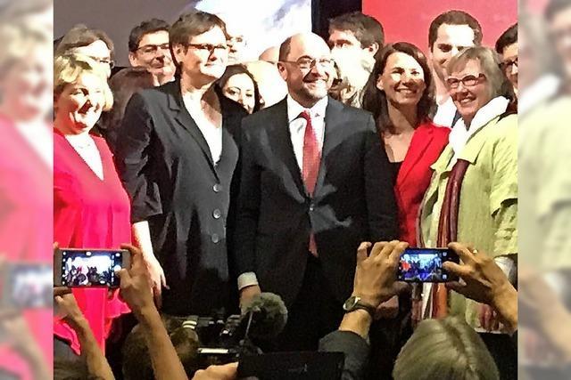 Bereit für den Bundestagswahlkampf