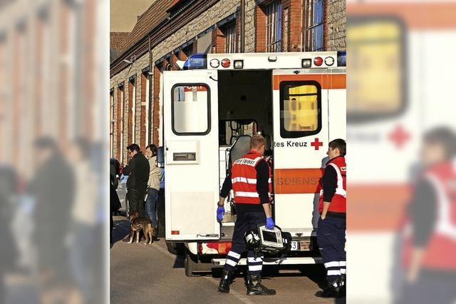 17 Verletzte, aber nur geringer Sachschaden beim Brand