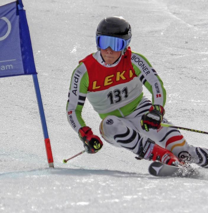 Talent mit Sieger-Gen: Ferdinand Löffler  | Foto: siegmund