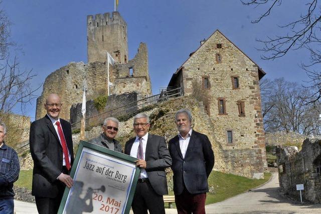 Hommage an die erste Platte: Jazz auf der Burg in Lörrach