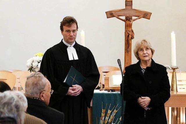 Pfarrer Donner wechselt nach Lahr