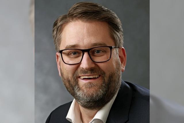 Christoph Kern tritt als vierter Kandidat an