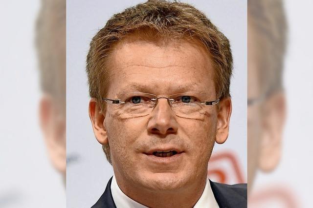 Neuer Bahnchef Richard Lutz wollte gar nicht Chef sein