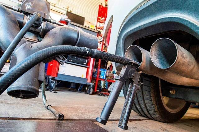 Umwelthilfe: VW-Diesel auch nach Nachrüstung zu dreckig