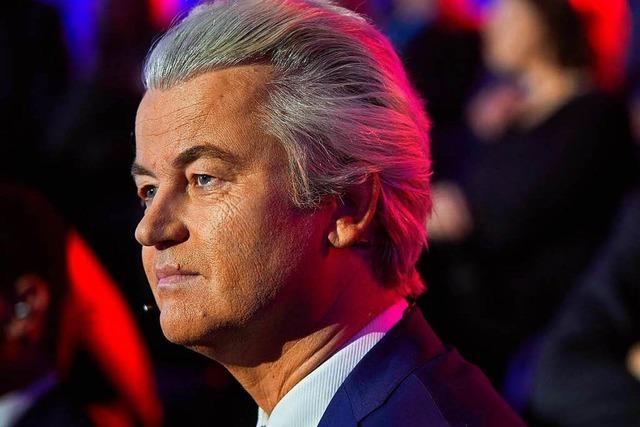 Auftakt zum Superwahljahr: Die Niederlande wählen