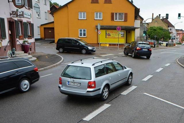 Neue Verkehrsströme durch B34neu