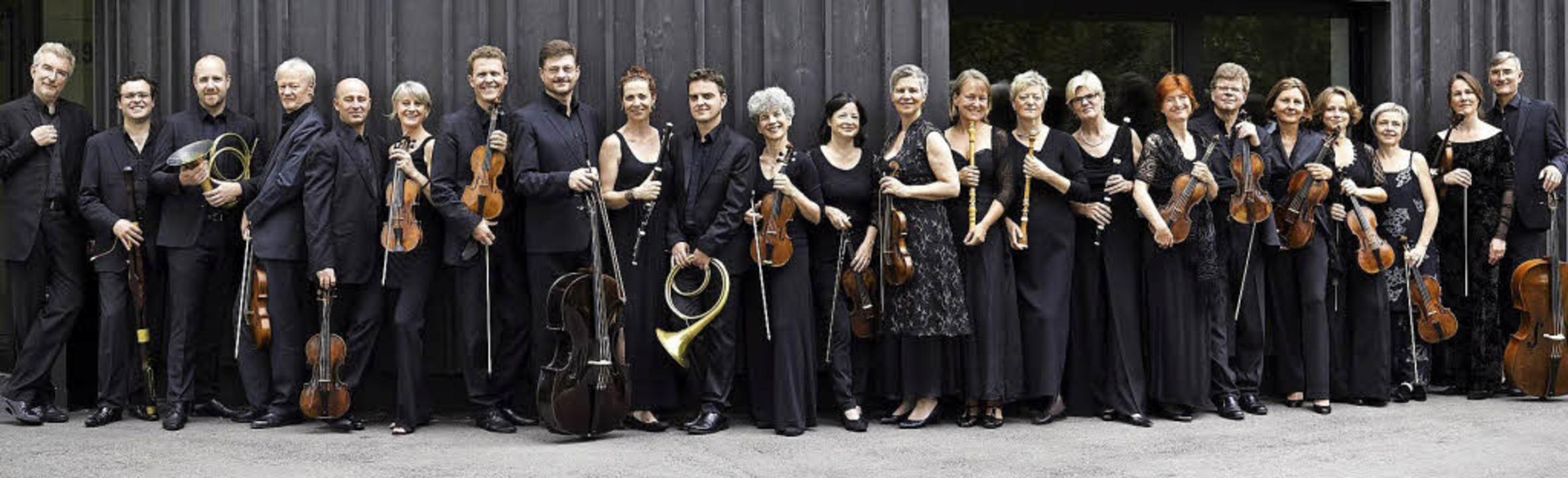 Das Freiburger Barockorchester widmet sich auch der Vorklassik und der Klassik.  | Foto: A. van der Vegt